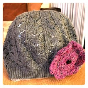 Slouchy Beret Style Beanie